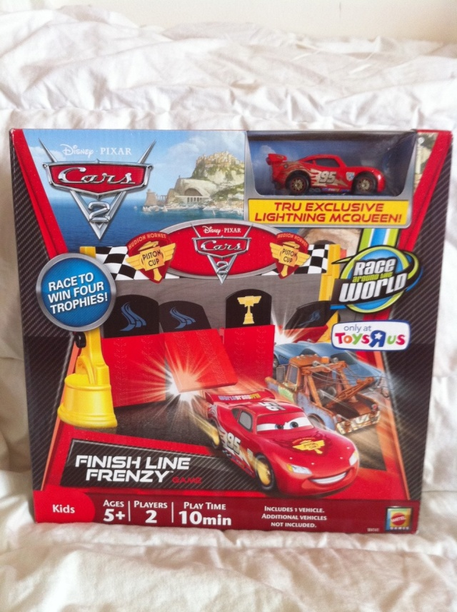 [Cars 2] Les Playsets par Mathilde - Page 4 Finish10