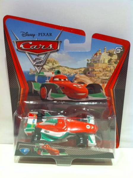 [Cars 2] Les variants  - Page 9 Fran10