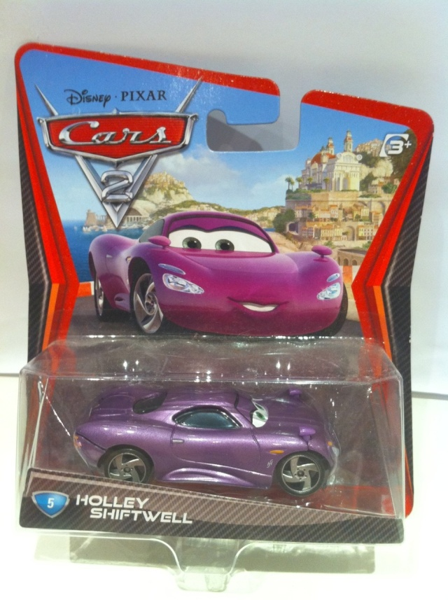 [Cars 2] Les variants  Holley18