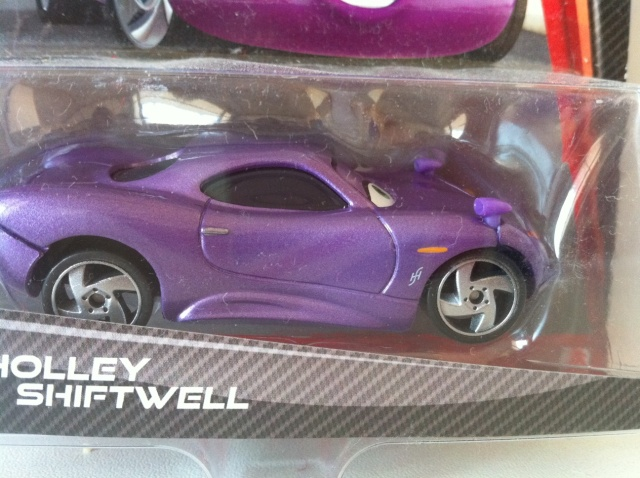 [Cars 2] Les variants  Holley20