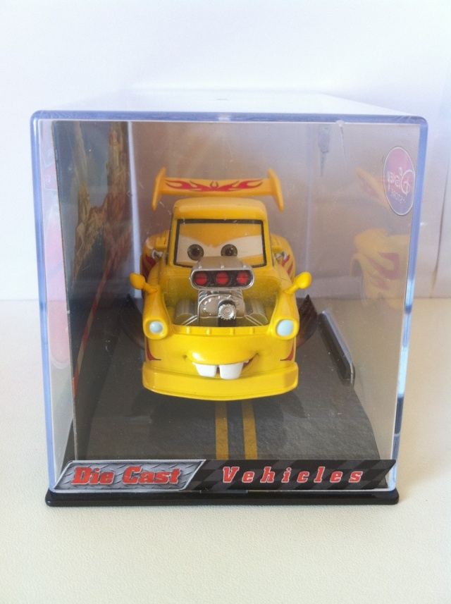 [DS] Petite collection Cars 2 Disney Store - Page 6 Jaune11