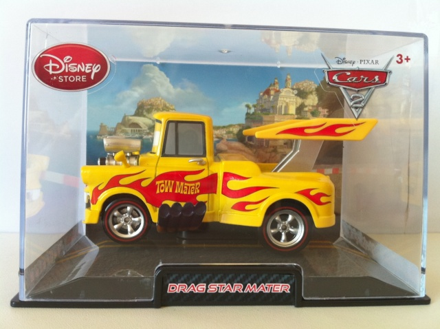 [DS] Petite collection Cars 2 Disney Store - Page 6 Jaune_11