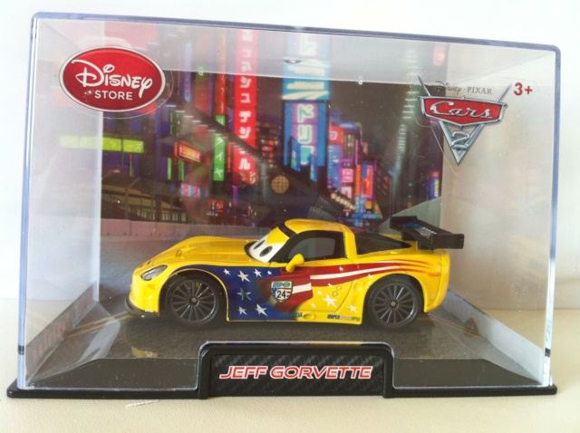 [DS] Petite collection Cars 2 Disney Store - Page 8 Jeff11