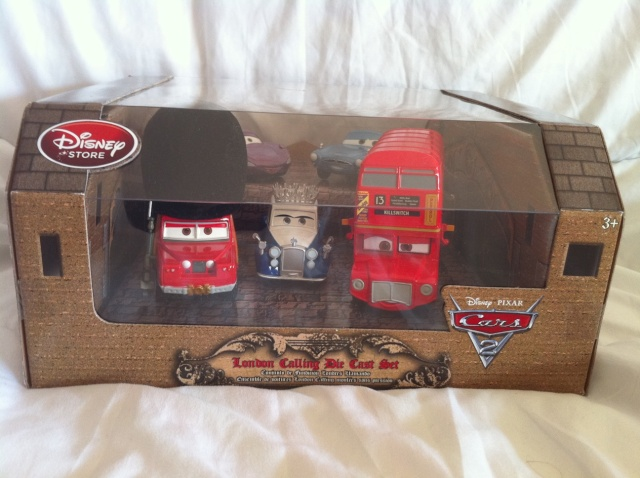 [DS] Petite collection Cars 2 Disney Store Pack_r15