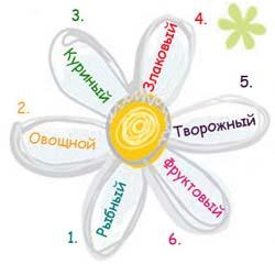 Диета 6 ЛЕПЕСТКОВ Dieta-10