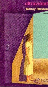 Nancy HUSTON - Ultraviolet 19923410