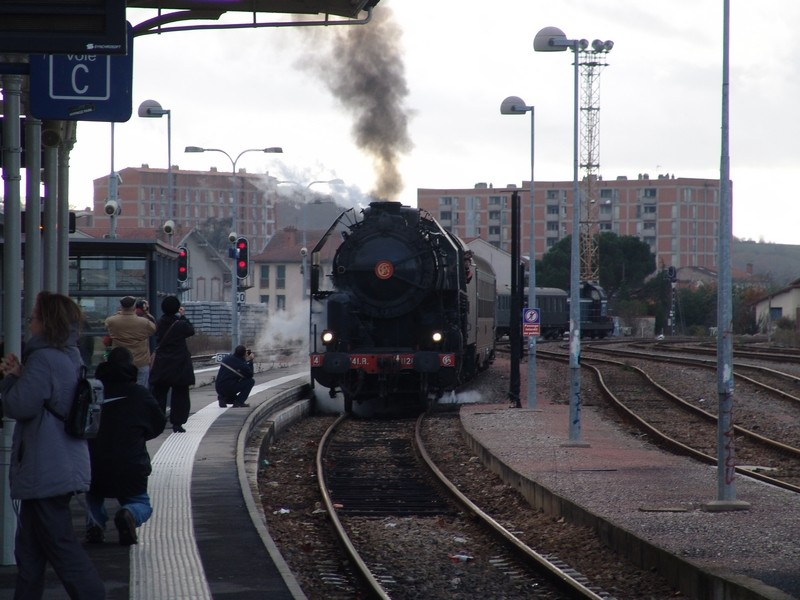 2011 - Train de Noël à vapeur à Albi Copie_28