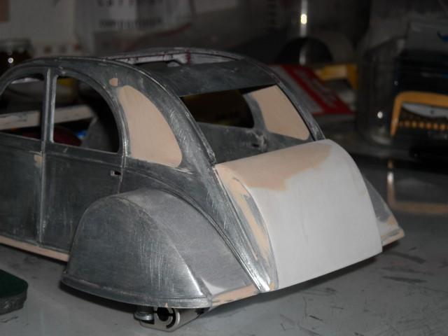 Citroen 2CV Dragster Dscn8510