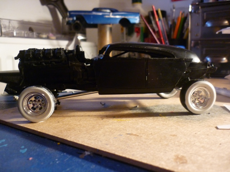 WIP Citroen Traction (x3) P1280732