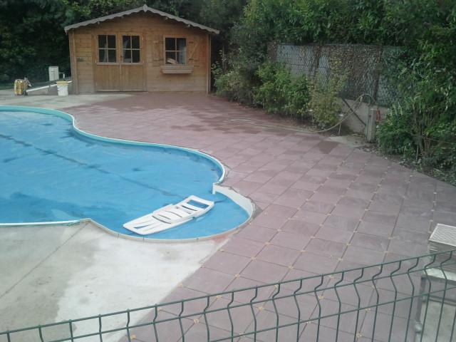 Carrelage terrasse faible épaisseur 2011-013