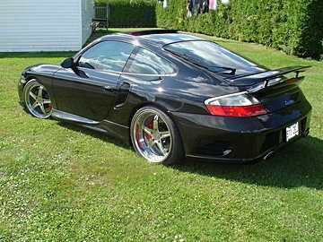 porsche 996 twin turbo 2001 24338712