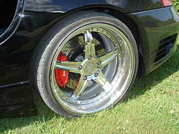 porsche 996 twin turbo 2001 24338713