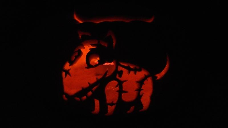 Modèle gravure potiron Halloween 2012 - Maléfique - Page 2 Dsc_0610