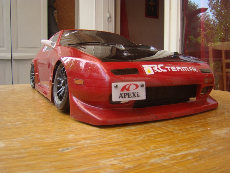 Yokomo MR4-TC Drift Master Dsc01815