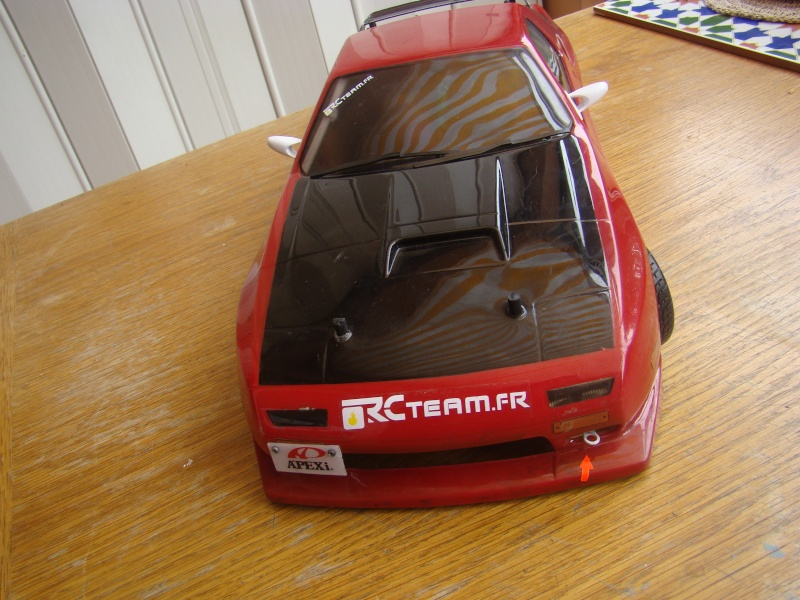 Yokomo MR4-TC Drift Master Dsc01824