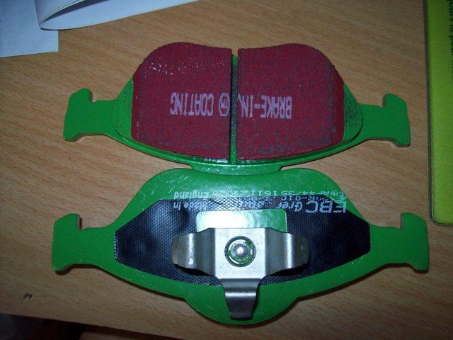 disque et plaquette ebc 10010011