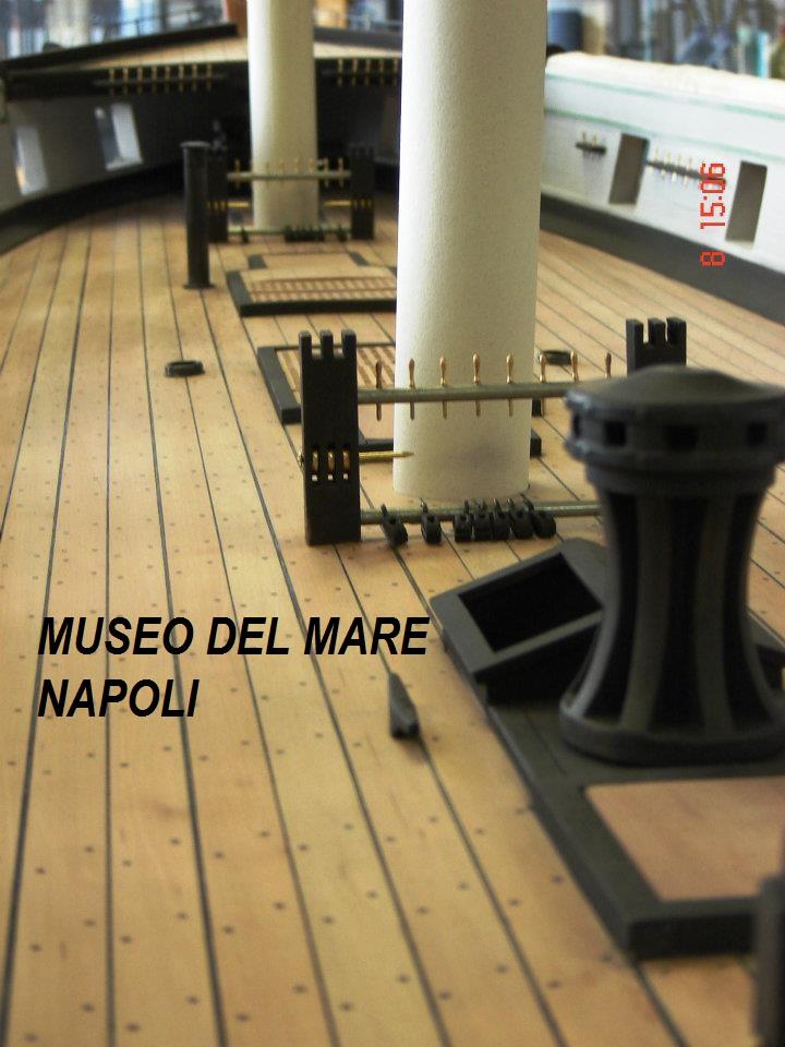 restauration une corvette aviso (1832-1840) 40209410