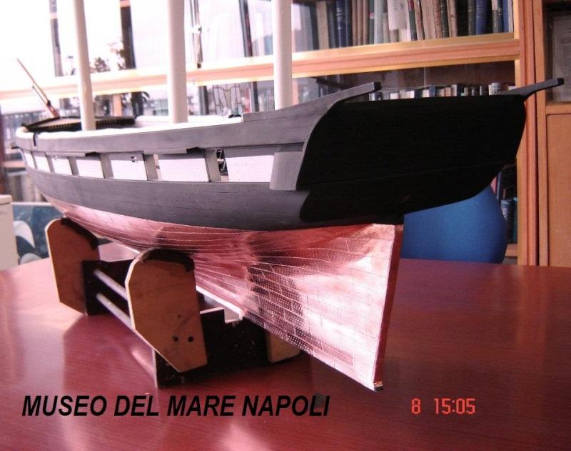 restauration une corvette aviso (1832-1840) 40265210
