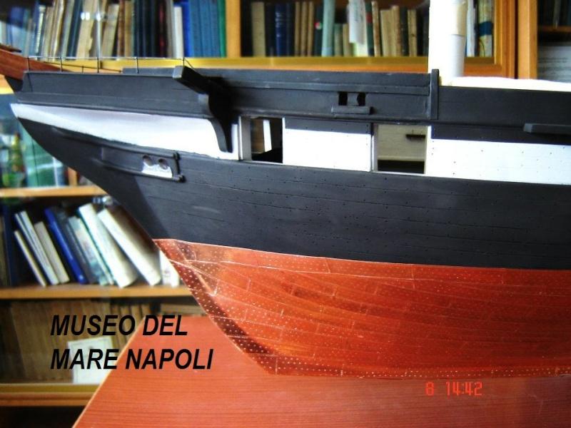 restauration une corvette aviso (1832-1840) 42197610