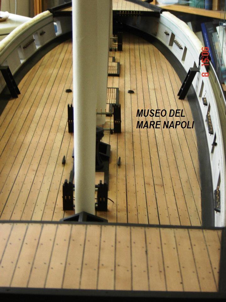 restauration une corvette aviso (1832-1840) 42278110