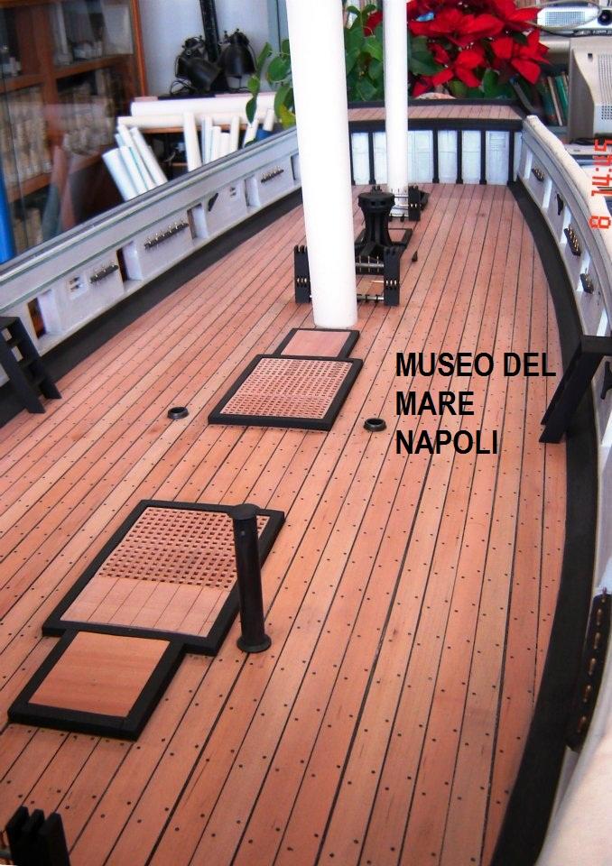 restauration une corvette aviso (1832-1840) 42722410