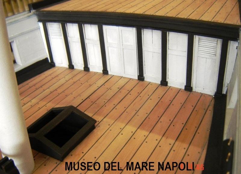 restauration une corvette aviso (1832-1840) 42831410