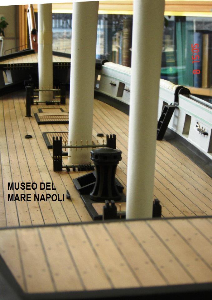 restauration une corvette aviso (1832-1840) 43125110