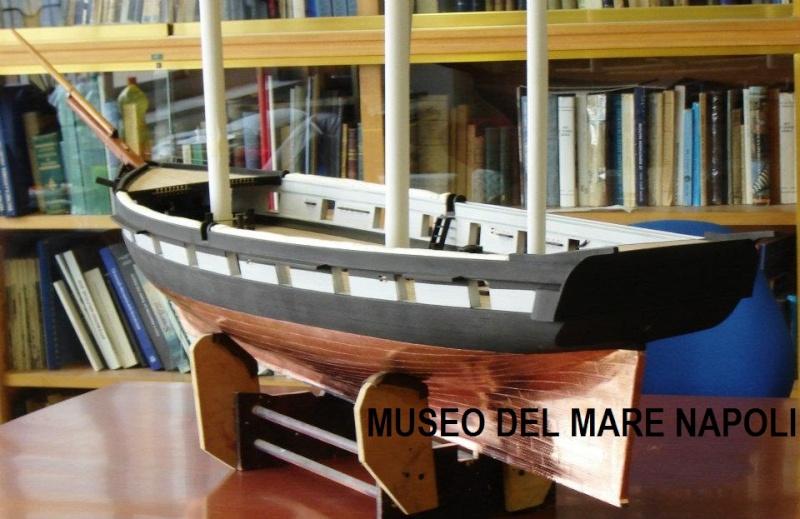 restauration une corvette aviso (1832-1840) 43171510