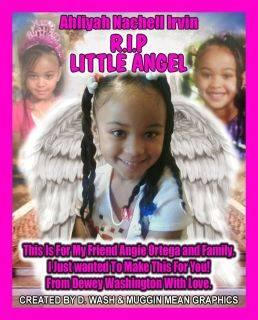 Missing 8-year-old girl, Ahliyah Nachelle Irvin found dead. Billy Frank Davis Jr.charged with two alternative counts of capital murder,rape; aggravated battery. 58493010