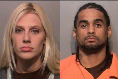 Atlantis Carter, 22 and Erika Hart, 23 were pimping prostitutes Prosti10