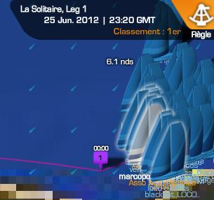 La Solitaire, Leg 1  Captu156