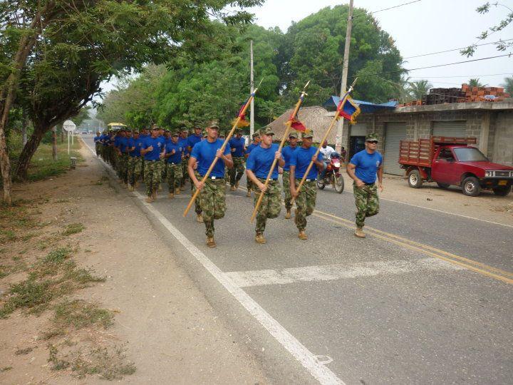 Armée Colombienne 421