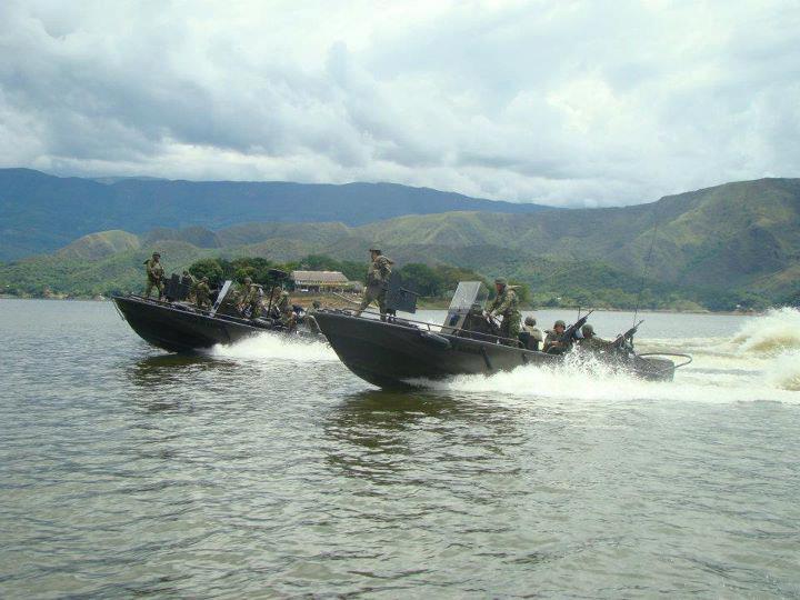 Armée Colombienne 920