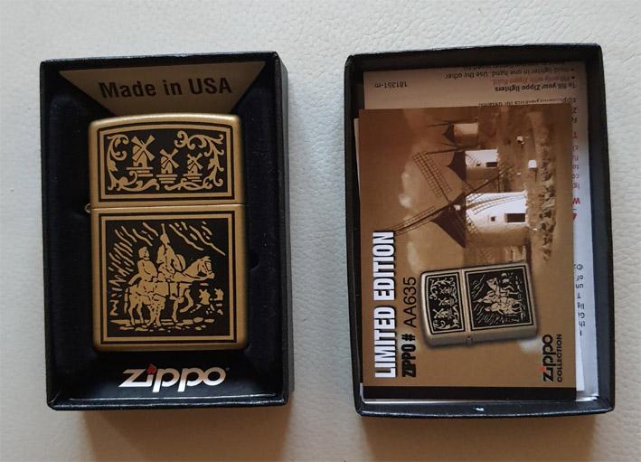 Zippo brass bizarre ou non ? 114