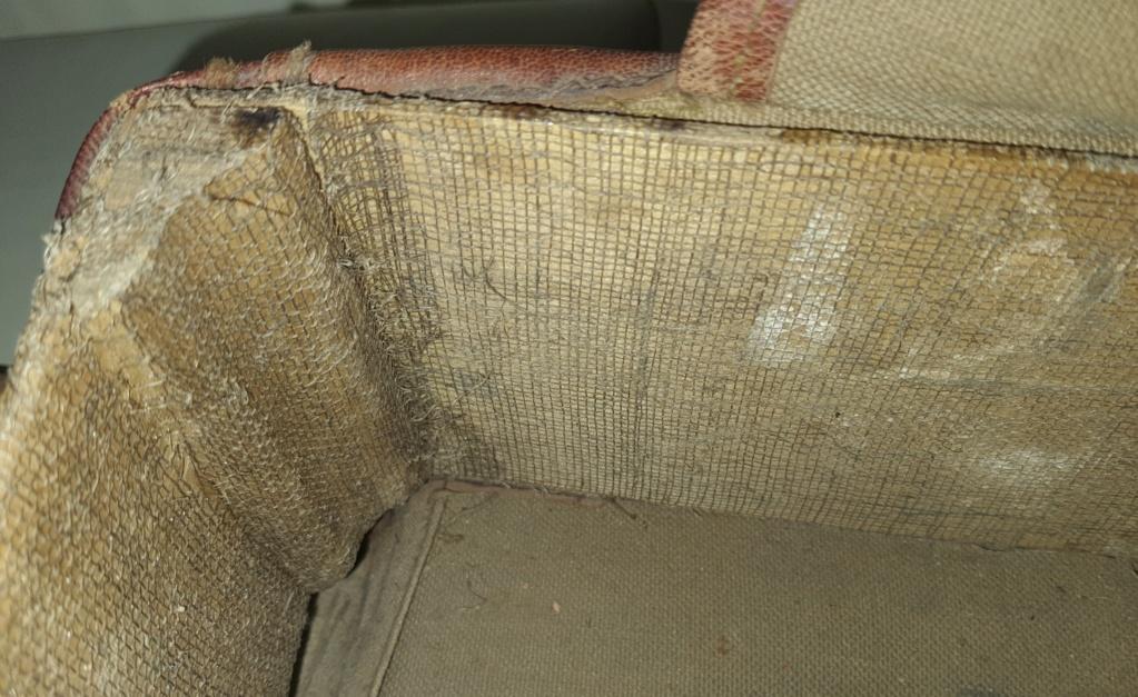 Armature en bois du havresac mle 1893 20210120