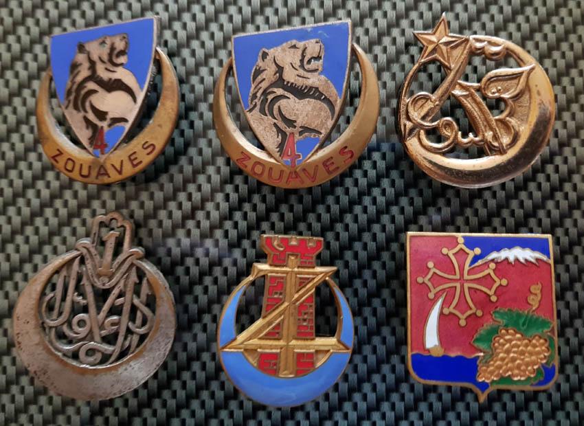 Insignes France 312