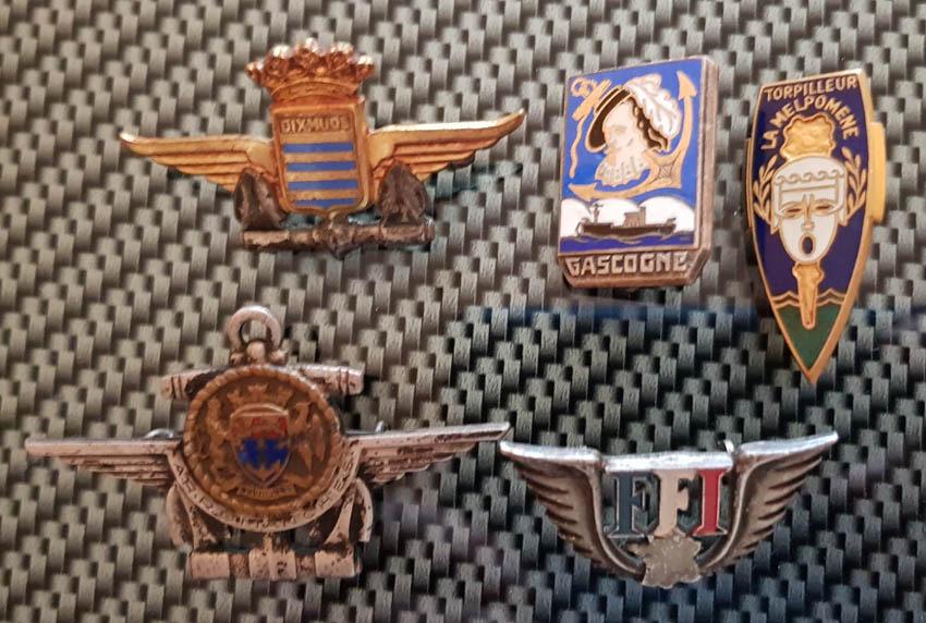 Insignes France 410