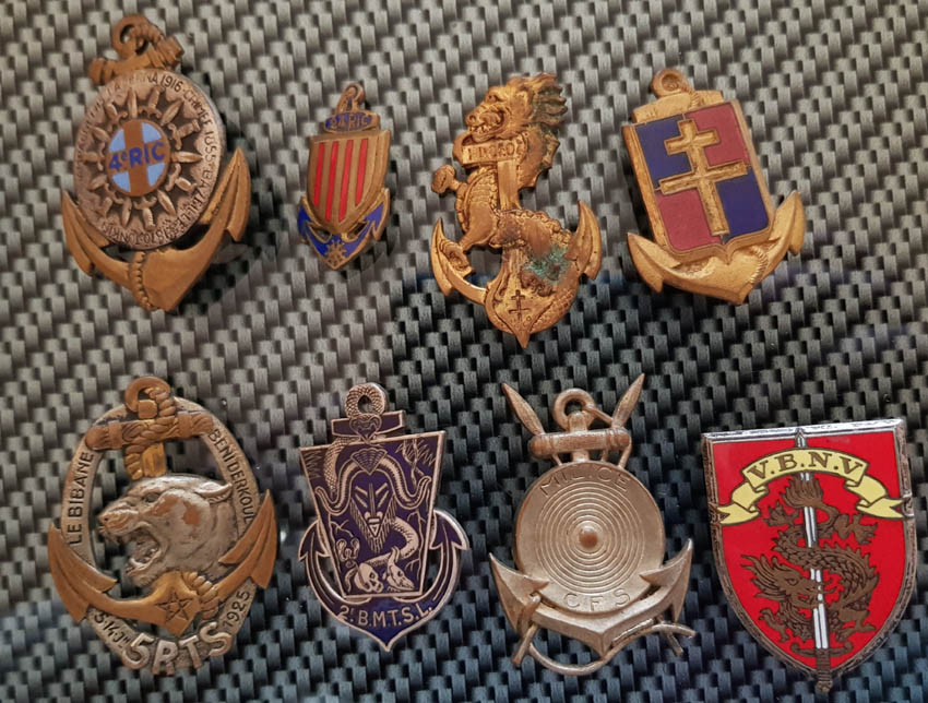Insignes France 510