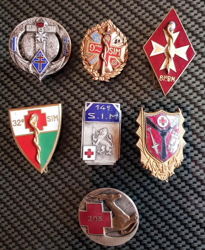 Insignes France 610