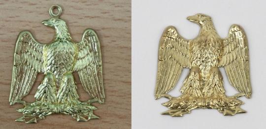 Aigle debris imperial Image-10
