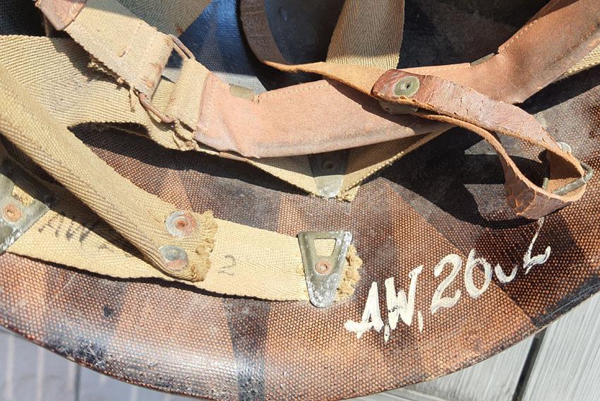 Casque US, marquage liner et lourd Liner_10