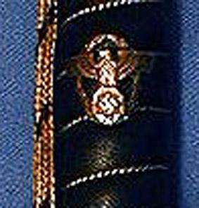 Authentication /estimation dague police fluviale  Sans_187
