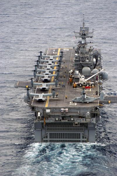 USS WASP LHD 1 05061811