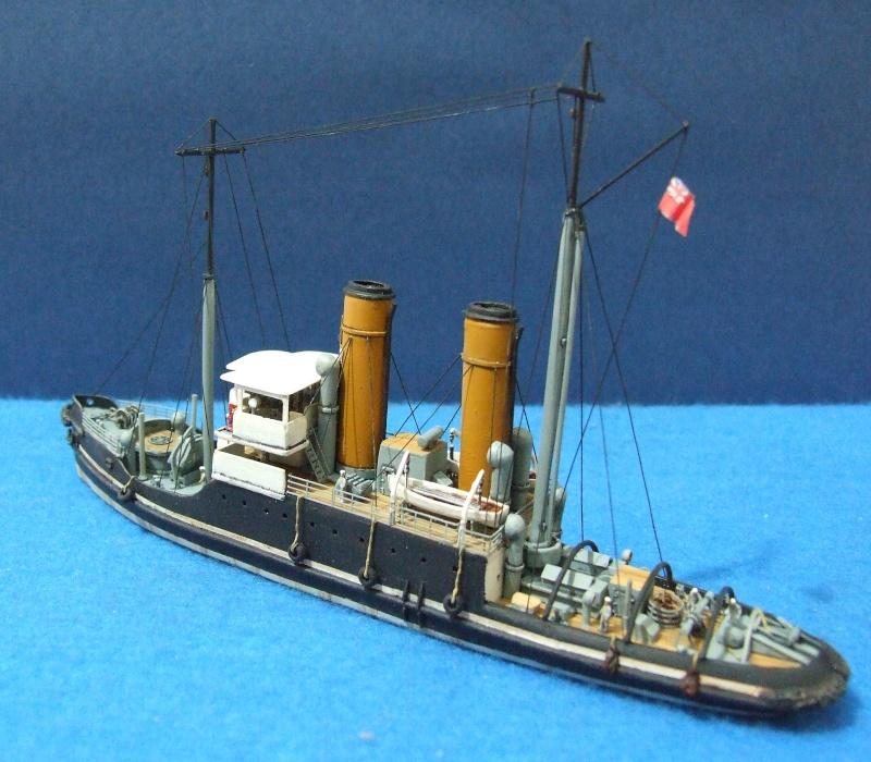 HMS WARSPITE 1942 - Page 5 Dscf3013