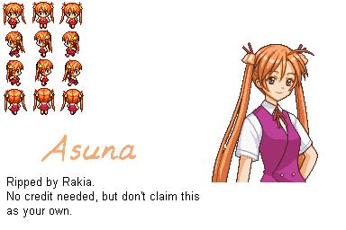 Mahou Sensei Negima Asuna110