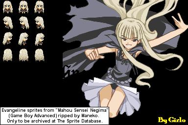 Mahou Sensei Negima Evange10