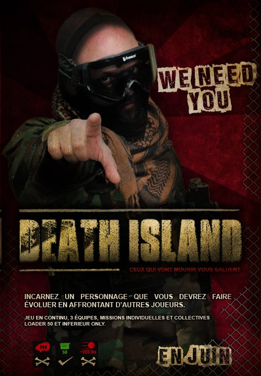 death island : big game  Need10