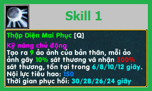 [Guide chọn lọc] Bán Nguyệt Đao Khách - Wraith  156