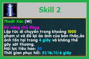 [Guide chọn lọc] Bán Nguyệt Đao Khách - Wraith  259