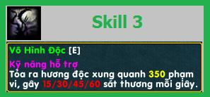 [Guide chọn lọc] Bán Nguyệt Đao Khách - Wraith  344